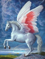 The Mighty Pegasus.