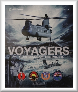 "Company B - ""Voyagers"", 171st Aviation Regiment, Army National Guard CH-47F Fielding Poster, 2011. Click-N-Go Here to view more F model Fielding Posters."
