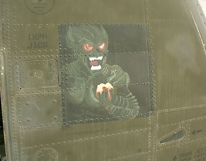 The Nose Art of 90-00217 - A loss in Afghanistan.