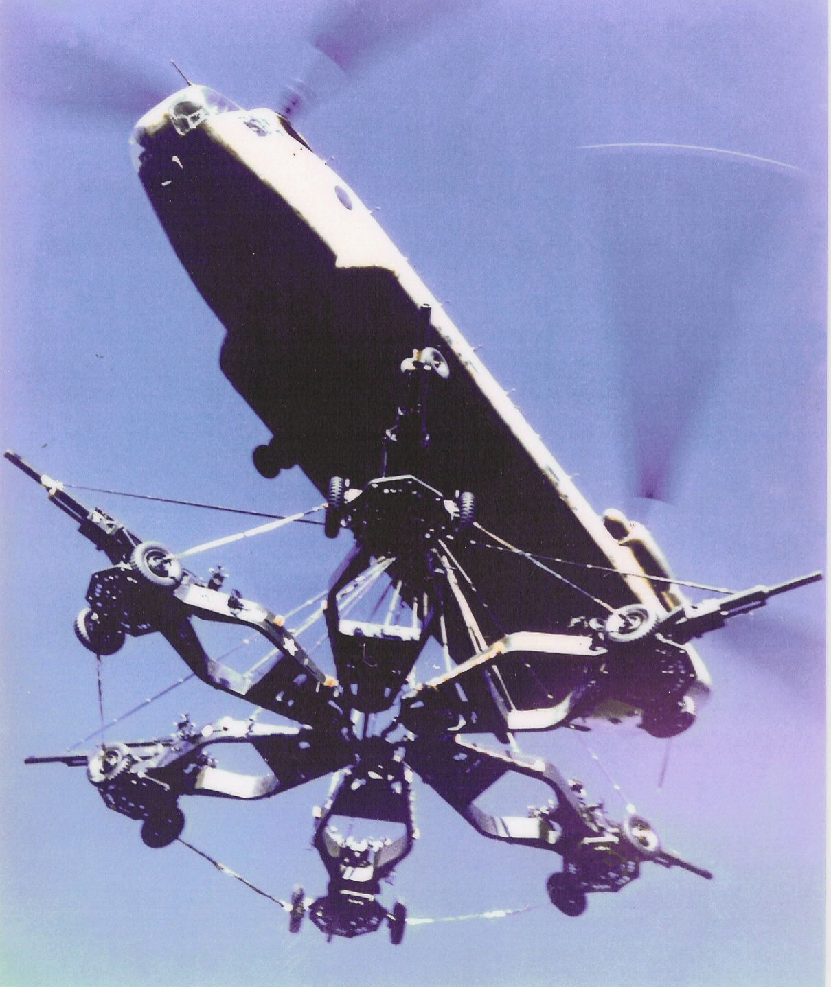 The Pegasus Ch 47 Sling Load Section Page 3